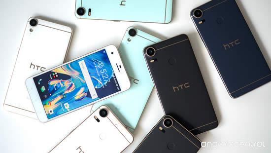 HTC Desire 10 PRO真机上手图