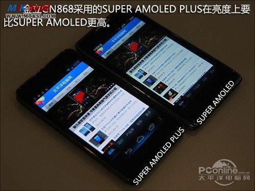 目前主流手机屏幕材质知识及机型介绍