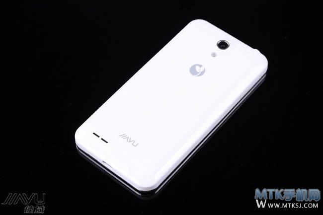 Новые фото белого Jiayu G2F