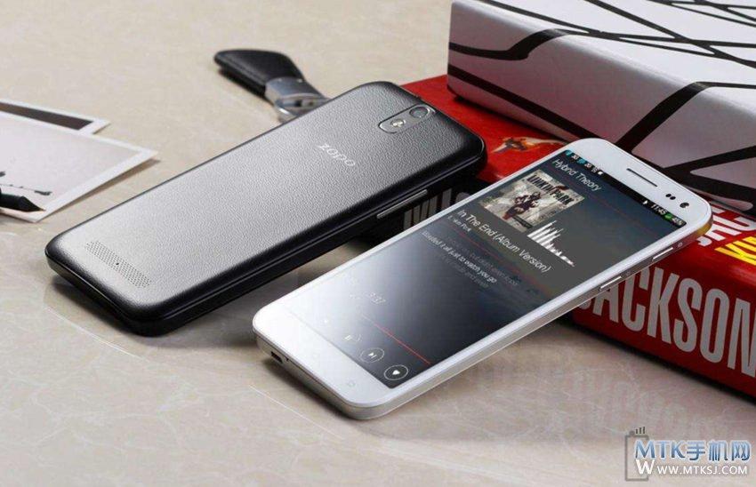 Фотообзор черного и белого 8 ядерных смартфонов ZOPO ZP998