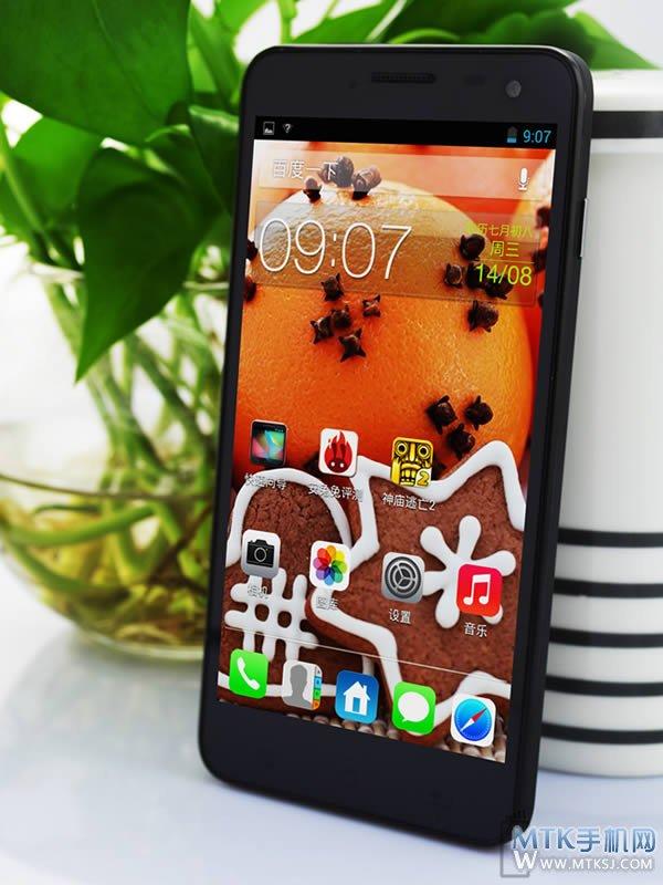 Saga Z1 — 4 ядерный смартфон на 2 SIM за $180