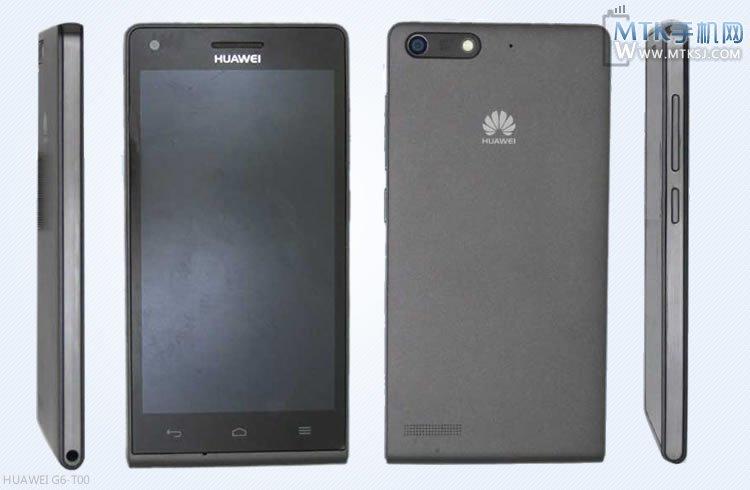 Huawei G6   еще один бюджетник от Huawei
