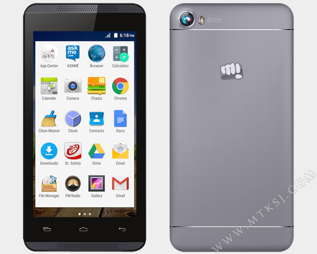 Micromax canvas Fire4/A107