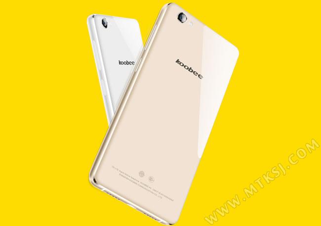 """和大部份厂商一样,koobee酷比手机紧紧抓住今年最未几个月的黄金时间,以层出不穷的新机攻势抢夺销量,先后上市了多款千元档的新产品,H6/H5两款halo系新军之后,Star系列的全新成员酷比S6很快就会上市。 日前酷比S6已经在官网亮相,这款Star新机的核心规格一览无遗,该机保持够用硬件配置的同时,更注重外表,多处设计可圈可点。 5英寸显示屏的产品当前越来越少见,不过酷比近期却连推多5英寸小屏机,新到来的S6也是配备了5英寸的屏幕,而且尺寸控制给力,""""宽度zui窄的5."""